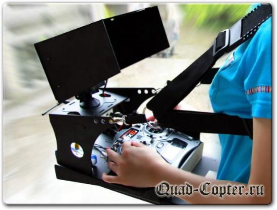 Монитор для fpv своими руками
