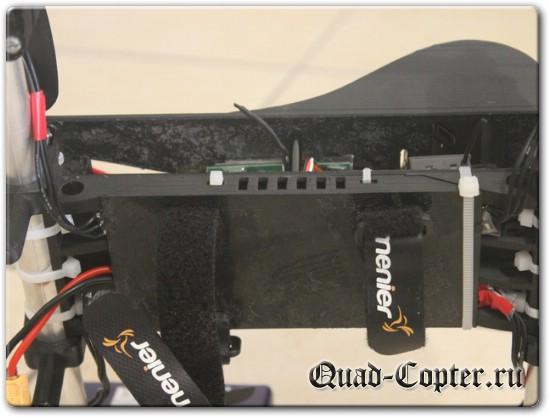 квадрокоптер для FPV полетов на 3D принтере