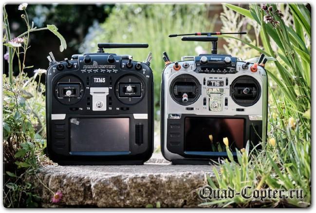 Обзор: аппаратура управления Radiomaster TX16S