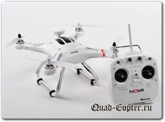 Квадрокоптер Quanum Nova FPV GPS