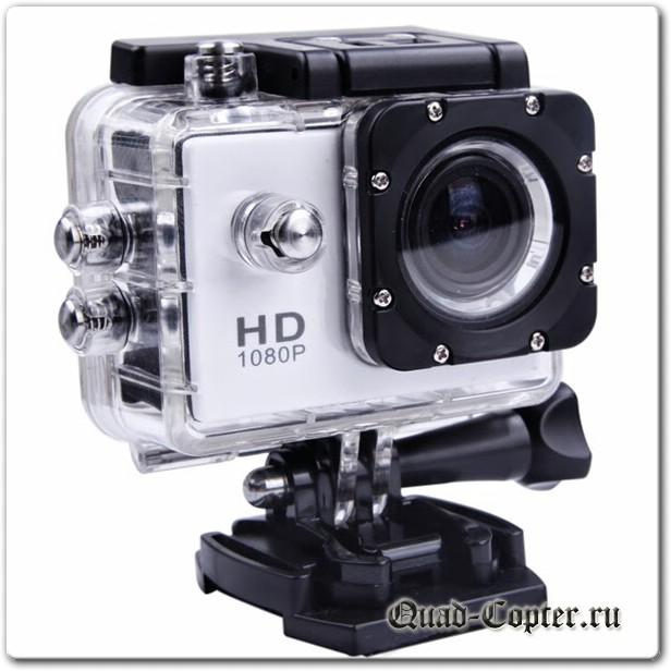Обзор камеры SJ4000 для видеосъемки с квадрокоптера