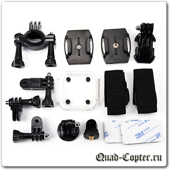 комплектация поставки экшенкамеры SJcam m10