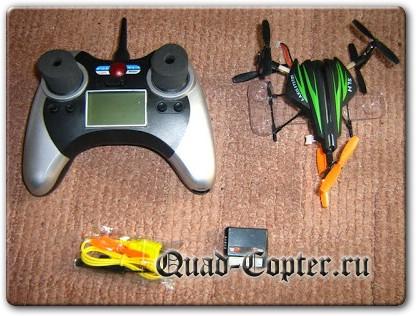 Летающая игрушка трикоптер Scorpion S-Max